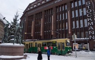 City center Helsinki