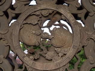Temple impression