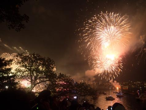 Happy New Year 2013 from Sydney