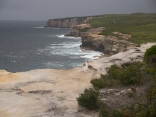 Coastal walk in the Royal National Park