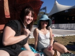 With Anna and Yoke at the Sydney Festival