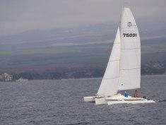 Sail Boat impression