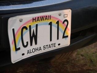 Welcome to the Aloha State