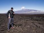 Yeah this is amazing stuff walking onto lava