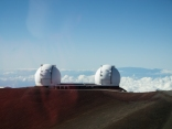 Keck 1 and Keck 2 Telescope