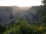 Crater impression