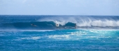 Wow big waves at the North Shore