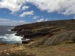 Coastal line near Kailua