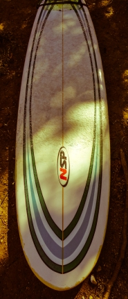 my surfboard