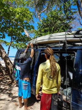 Our surf safari to Santa Theresa