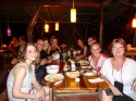 Dinner Time in Montezuma