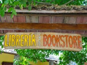 Bookstore in Montezuma