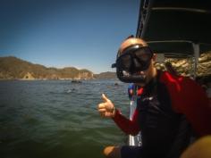 Let's go snorkeling
