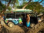 Surf safari with Pablo
