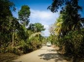 Street impression in Cabuya