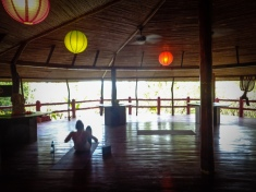 This Yoja room was amazing next to the ocean with the sounds of waves. Amazing!!!