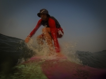Yeah some more surfing :)