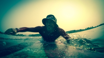Morning surf is the best!!!