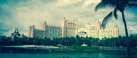 The Atlantis is big!