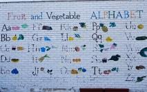 Fruit and Vegi Alphabet