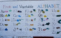 Fruit and Vegi Alphabet
