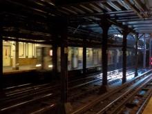 Train Station impression