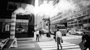 Street impression