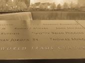 Ground Zero Memorial Impression