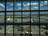 London Heathrow impression