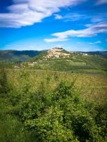 Beautiful area near Motovun