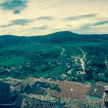 View from Motovun