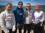 Thanks for the great triathlon camp! Karin, Sven, Wolfgang, Sabine
