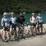 Sabine, Wolfgang, Sven, Natalie and Karin