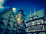 Alsfeld is such a lovely city with all those old buidlings