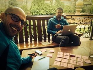 Preparing the workshop agenda