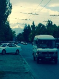 street impression in Bishkek