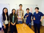 Winner of the Marshmallow challange. Awesome iterative approach!
