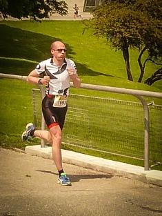 Running in Munich