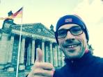 Running in Berlin